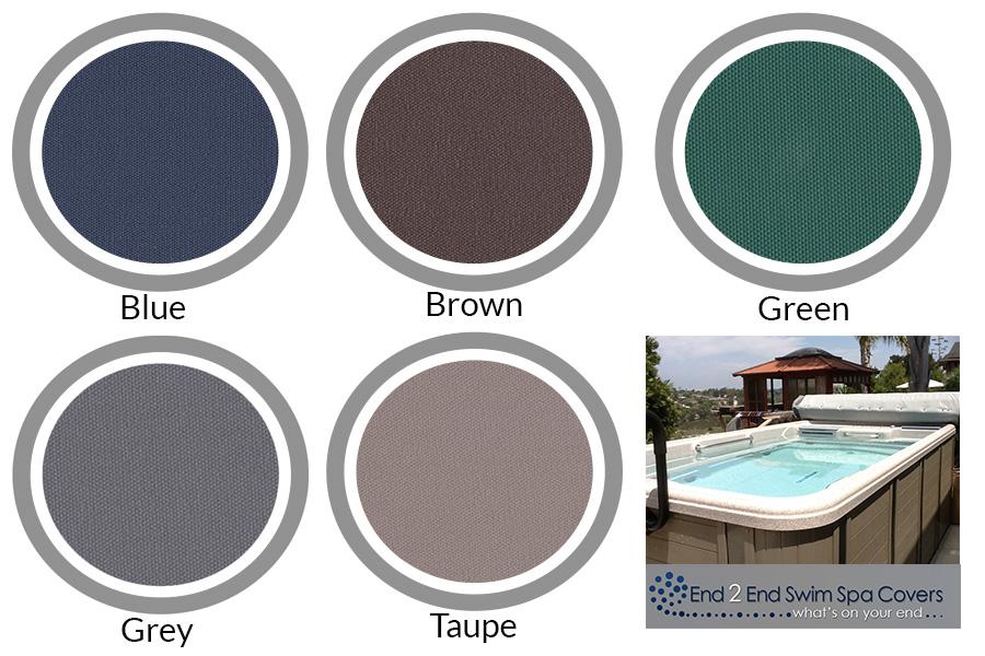 Swim spas uk france swim spa covers uk fr new swim for Most popular pool colours